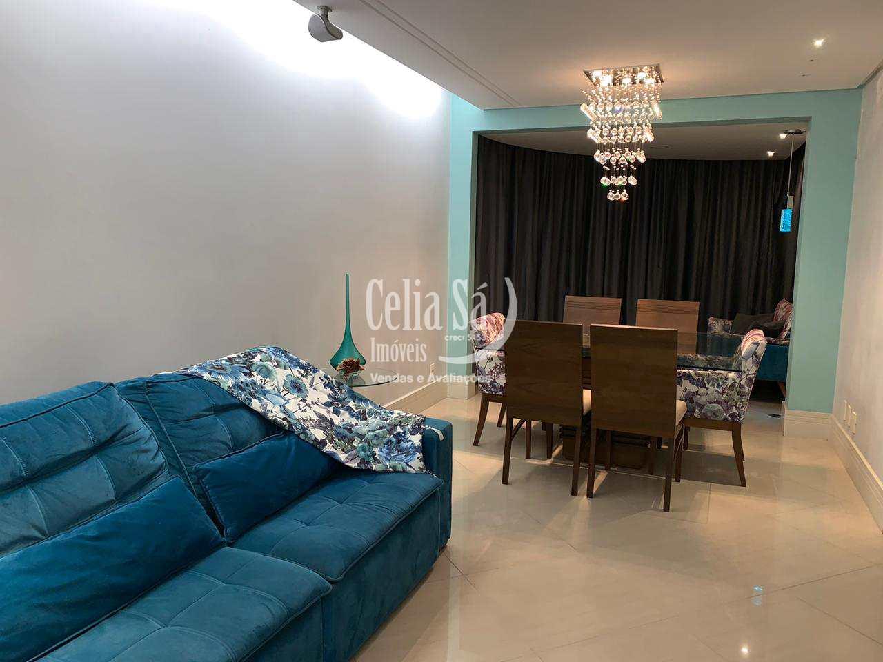 Apartamento com 3 dorms, de Fátima, Serra - R$ 480 mil, Cod: 54