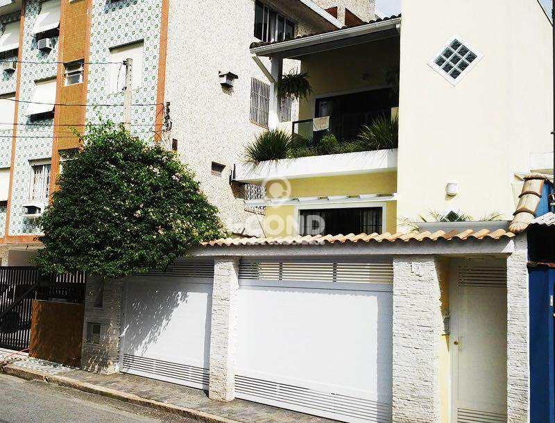 Sobrado residencial à venda, Marapé, Santos.