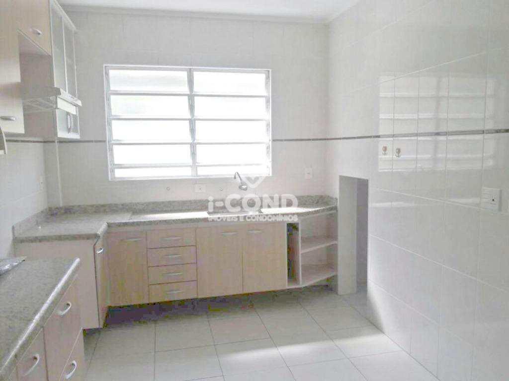 Casa residencial à venda, Estuário, Santos.