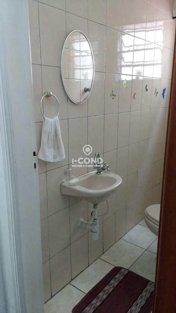 Sobrado-3 suítes, Gonzaga, Santos-R$ 850 mil, Cod: 56891685