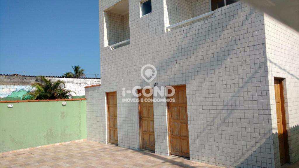 Sobrado residencial à venda, Balneário Esmeralda, Praia Grande.