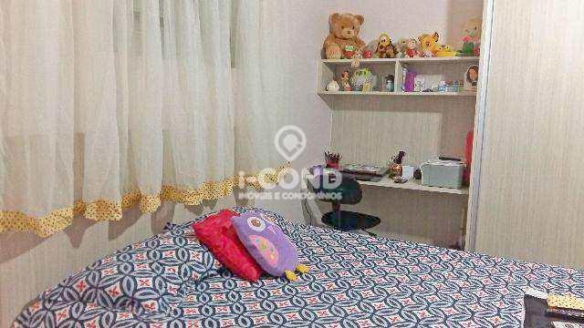 Casa residencial à venda, com 3 quartos-  Chico de Paula- Santos