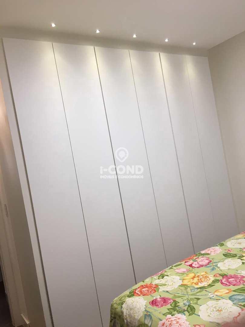 Apartamento com 2 dorms, Campo Grande, Santos - R$ 480 mil, Cod: 63003288