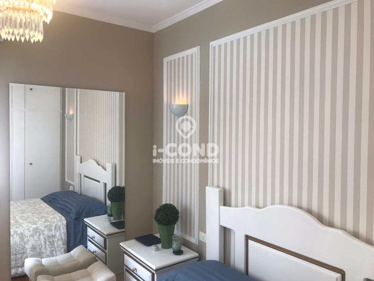 Apartamento com 3 dorms, Gonzaga, Santos - R$ 850 mil, Cod: 63003301