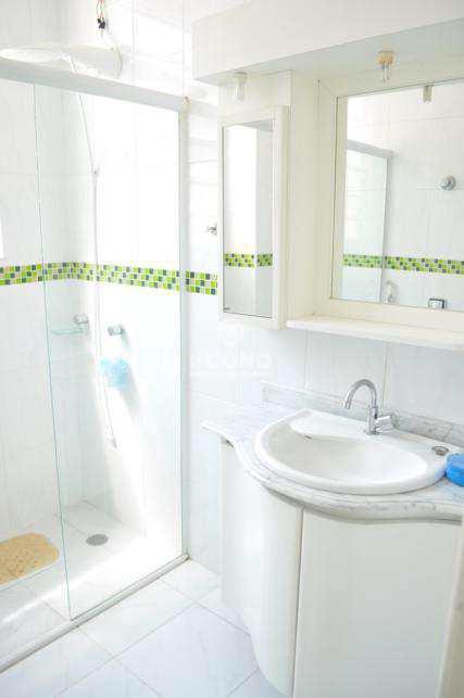 Apartamento com 2 dorms, Boqueirão, Santos - R$ 470 mil, Cod: 63003314