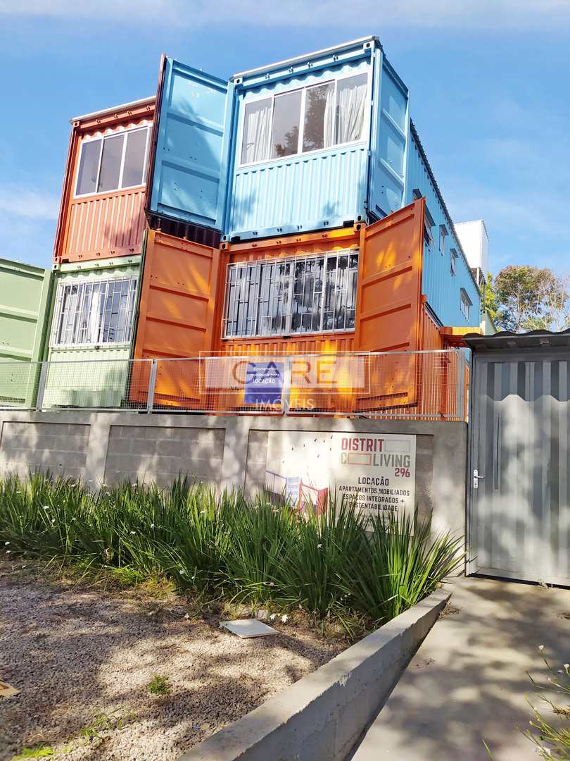Apartamentos Container 1 e 2 dormitórios Distrito CoLiving 296