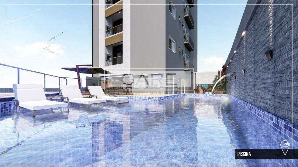 Apartamento em  Itapema 1 suite e 1 dorm