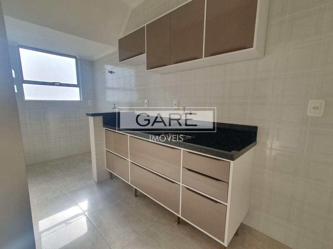 Ed Jardim Brasil - Apartamento de 1 dormitório com garagem