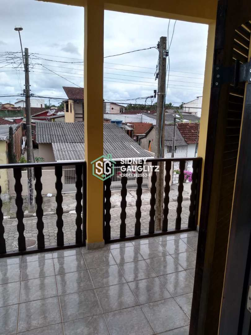 Sobrado, bairro Rocio, Cananéia - R$ 480 mil, Cod: 10