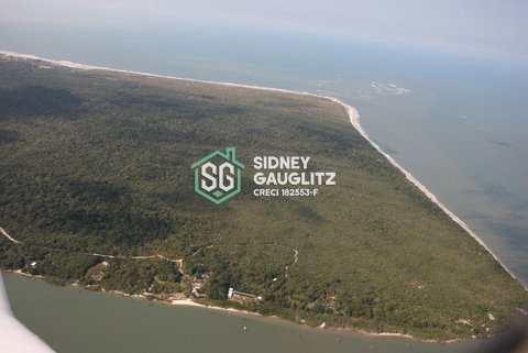 Área Ilha Comprida Ilha Praia Trincheira - R$ 4,5 mi, Cod: 18