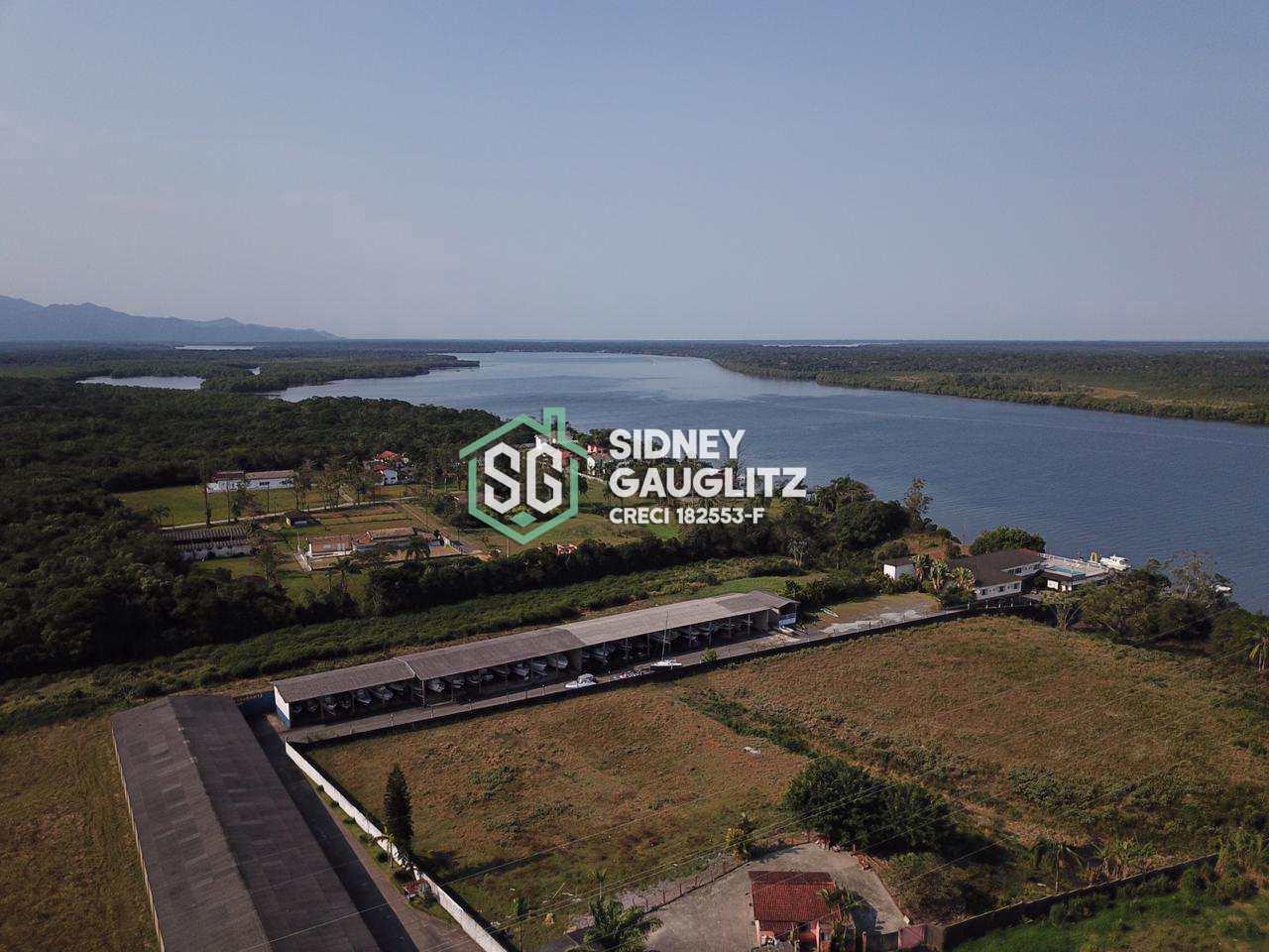 Área, de frente Mar Porto Cubatão, Cananéia - R$ 7 mi, Cod: 26