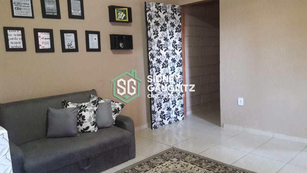 Casa com 2 Quartos, Sala, Coz. Garagem Rocio, Cananéia, Cod: 31