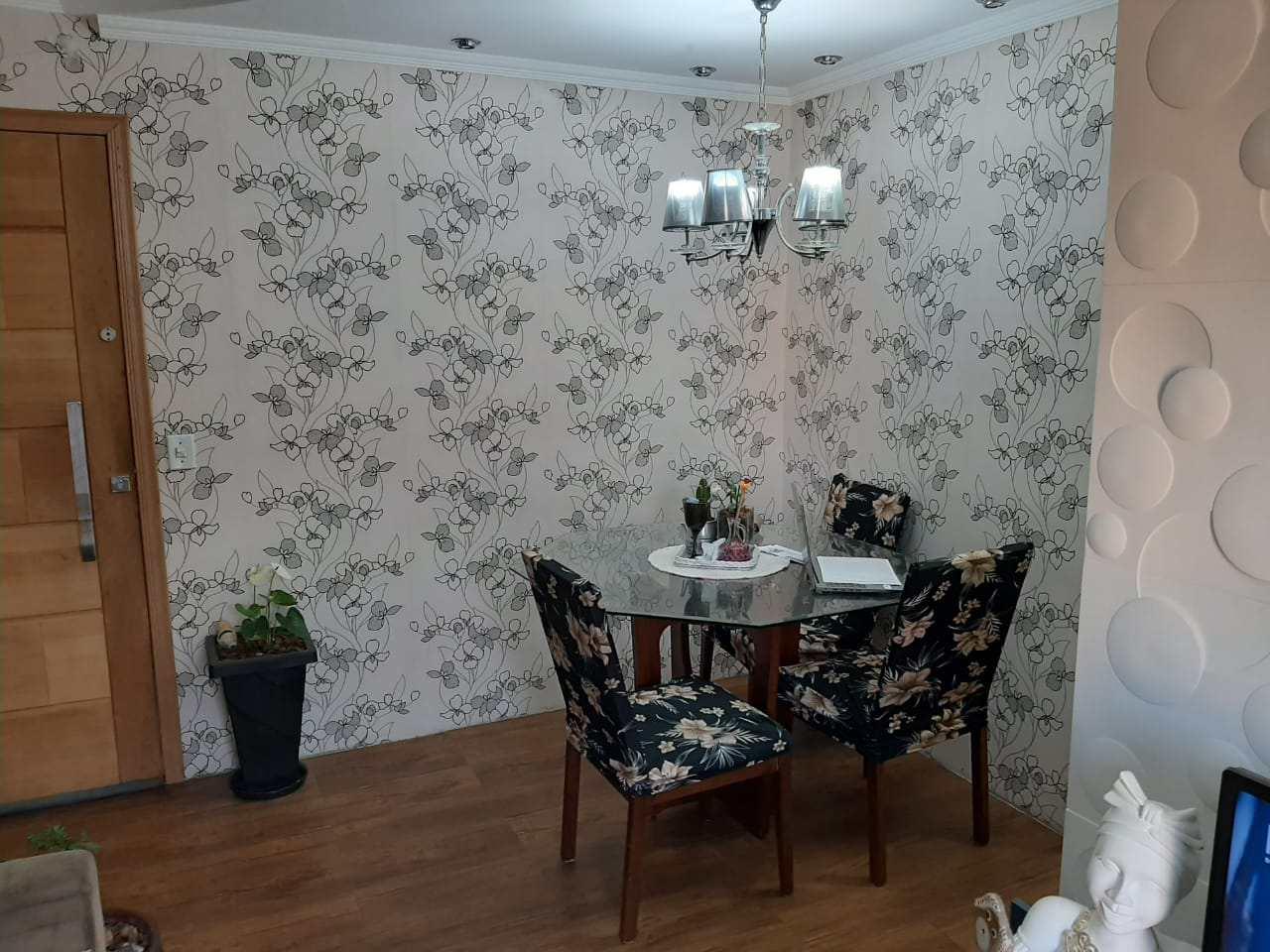 Apartamento com 2 dorms, Jardim São Miguel, Ferraz de Vasconcelos, Cod: AP0045