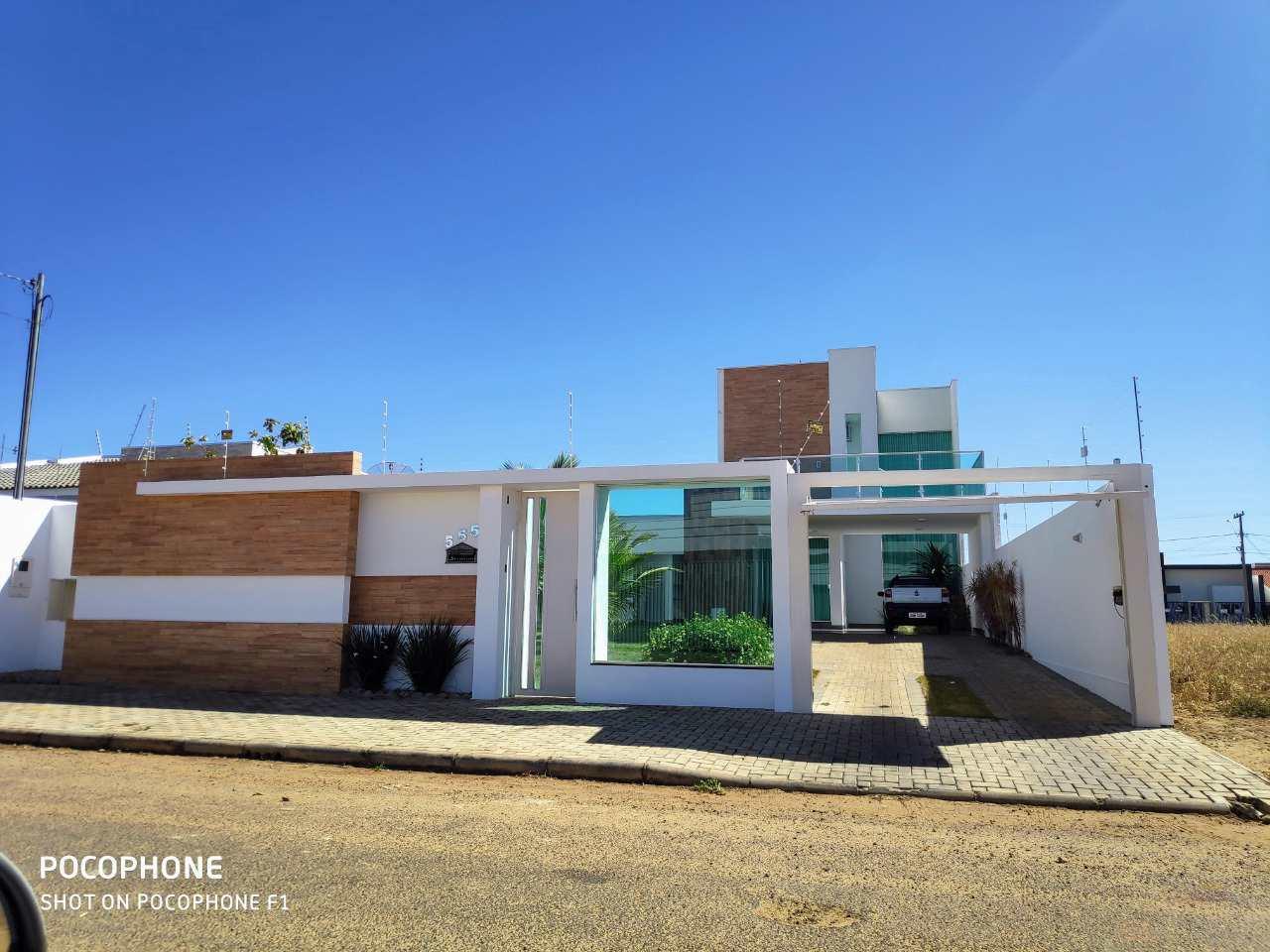 Casa, Jardim Luciana, Primavera do Leste, Cod: 13