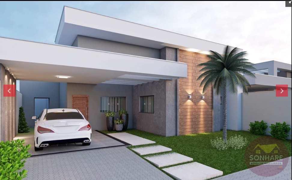 Casa com 3 dorms, Poncho Verde III - 4ª Ampliação, Primavera do Leste - R$ 320 mil, Cod: 15