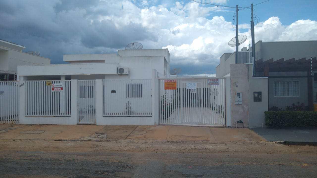 Casa com 1 dorm, Centro, Primavera do Leste - R$ 700 mil, Cod: 20