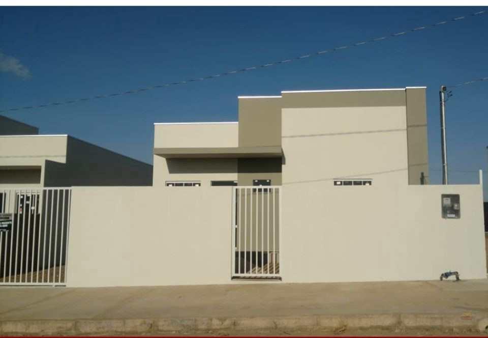 Casa com 2 dorms, Poncho Verde III - 4ª Ampliação, Primavera do Leste - R$ 170 mil, Cod: 22