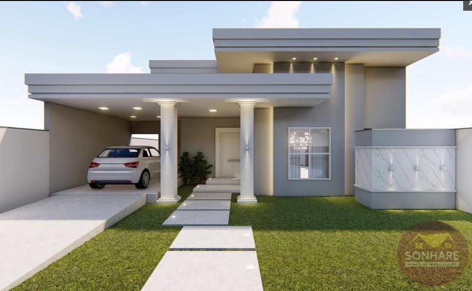 Casa com 2 dorms, PARQUE ELDORADO, Primavera do Leste - R$ 440 mil, Cod: 25