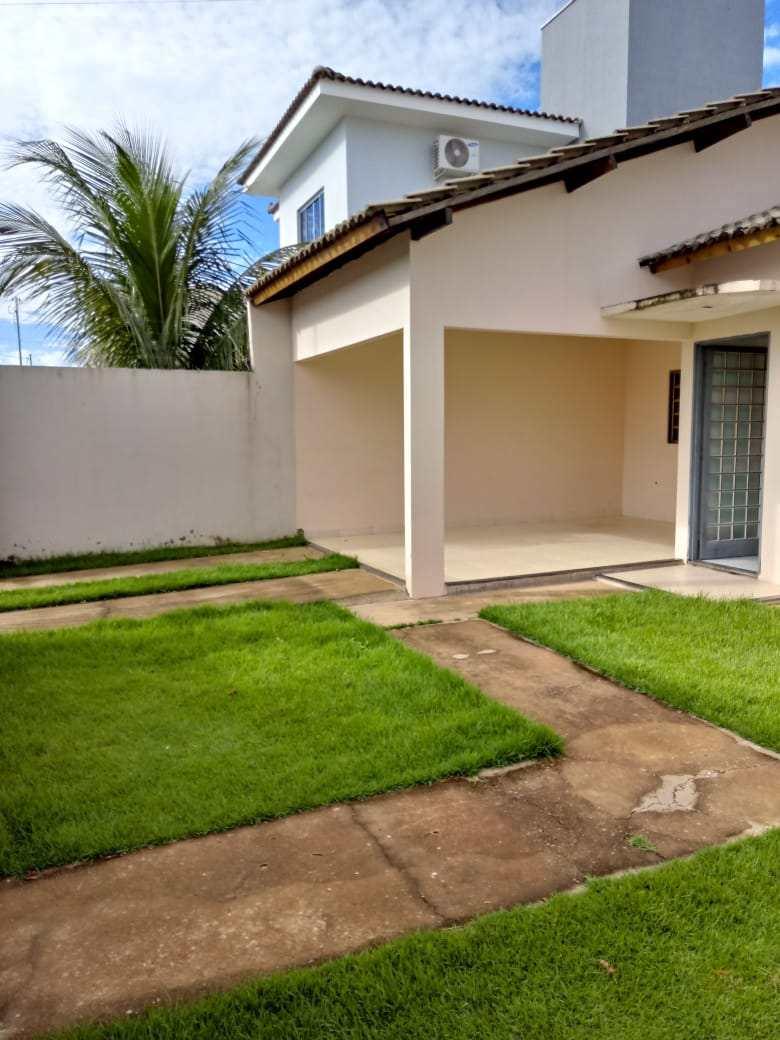 Casa com 2 dorms, Buritis II, Primavera do Leste - R$ 200 mil, Cod: 35