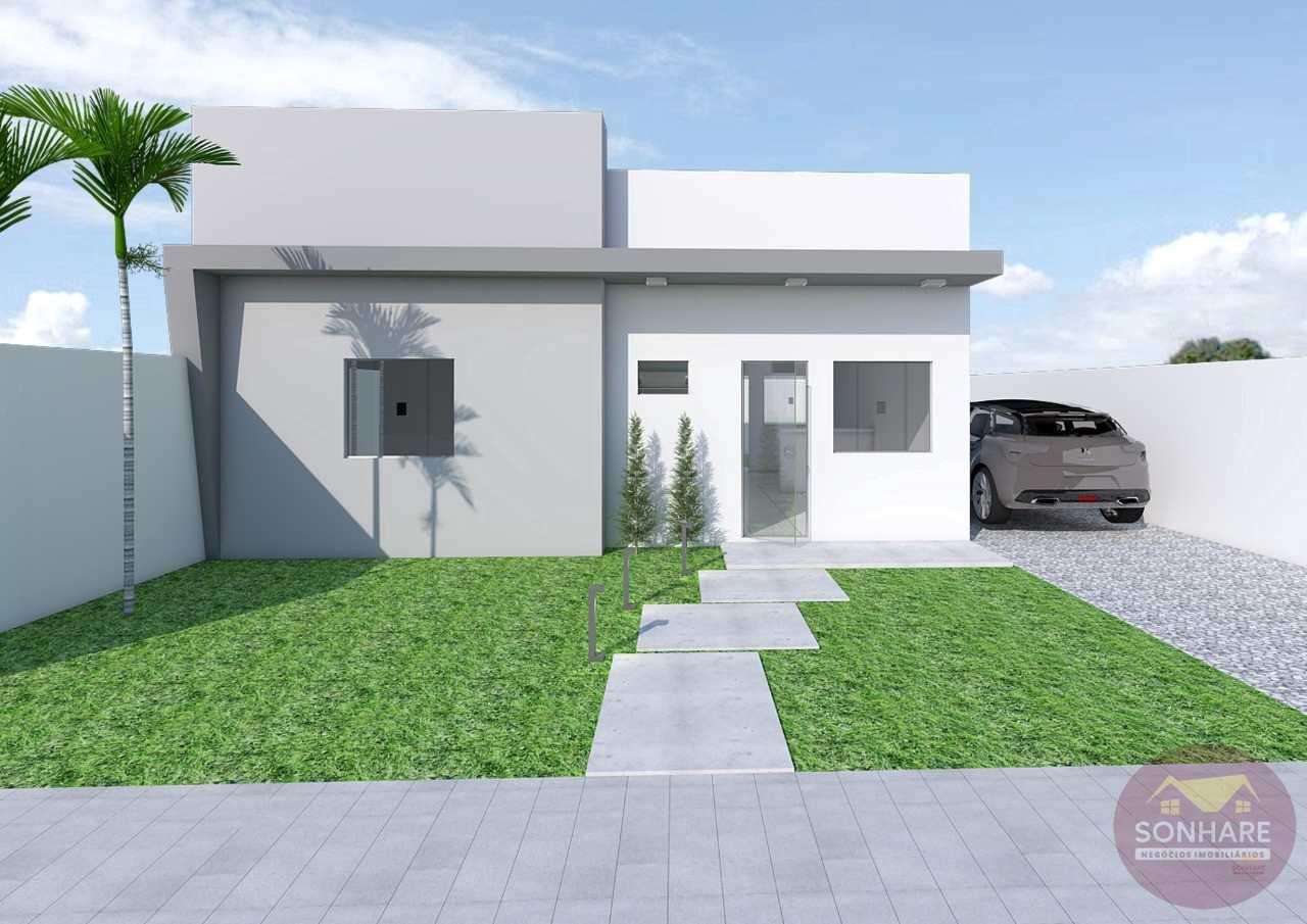 Casa com 2 dorms, Vertentes das Águas, Primavera do Leste - R$ 168 mil, Cod: 38