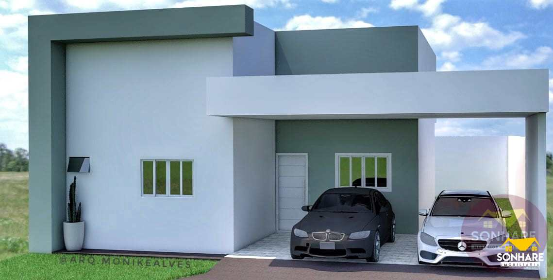 Casa com 3 dorms, BURITIS IV, Primavera do Leste - R$ 260 mil, Cod: 39