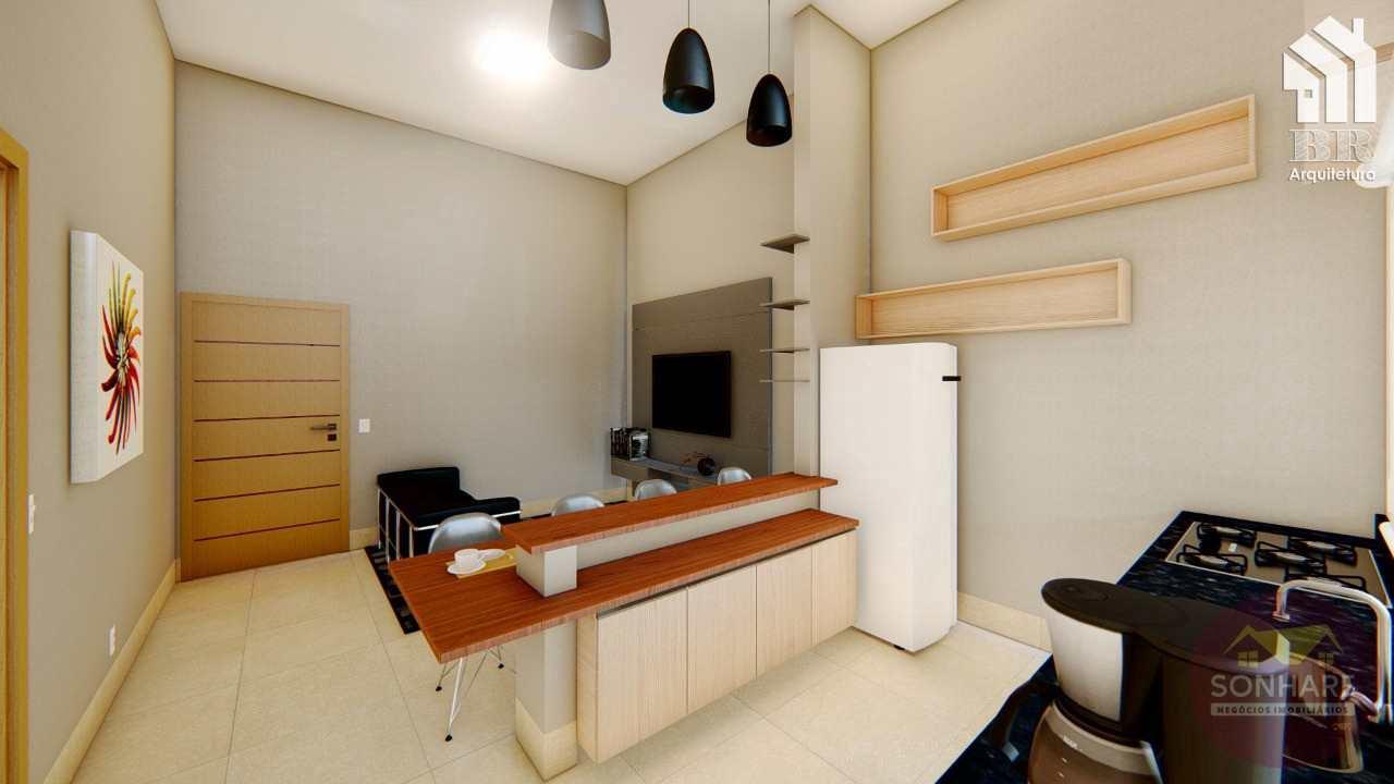 Casa com 3 dorms, Buritis II, Primavera do Leste - R$ 310 mil, Cod: 41