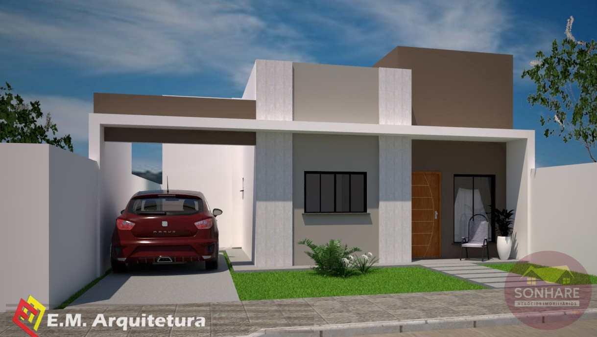 Casa com 3 dorms, BURITIS IV, Primavera do Leste - R$ 190 mil, Cod: 43