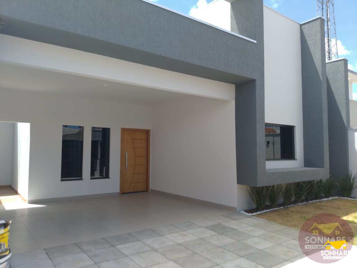 Casa com 3 dorms, Buritis II, Primavera do Leste - R$ 360 mil, Cod: 47