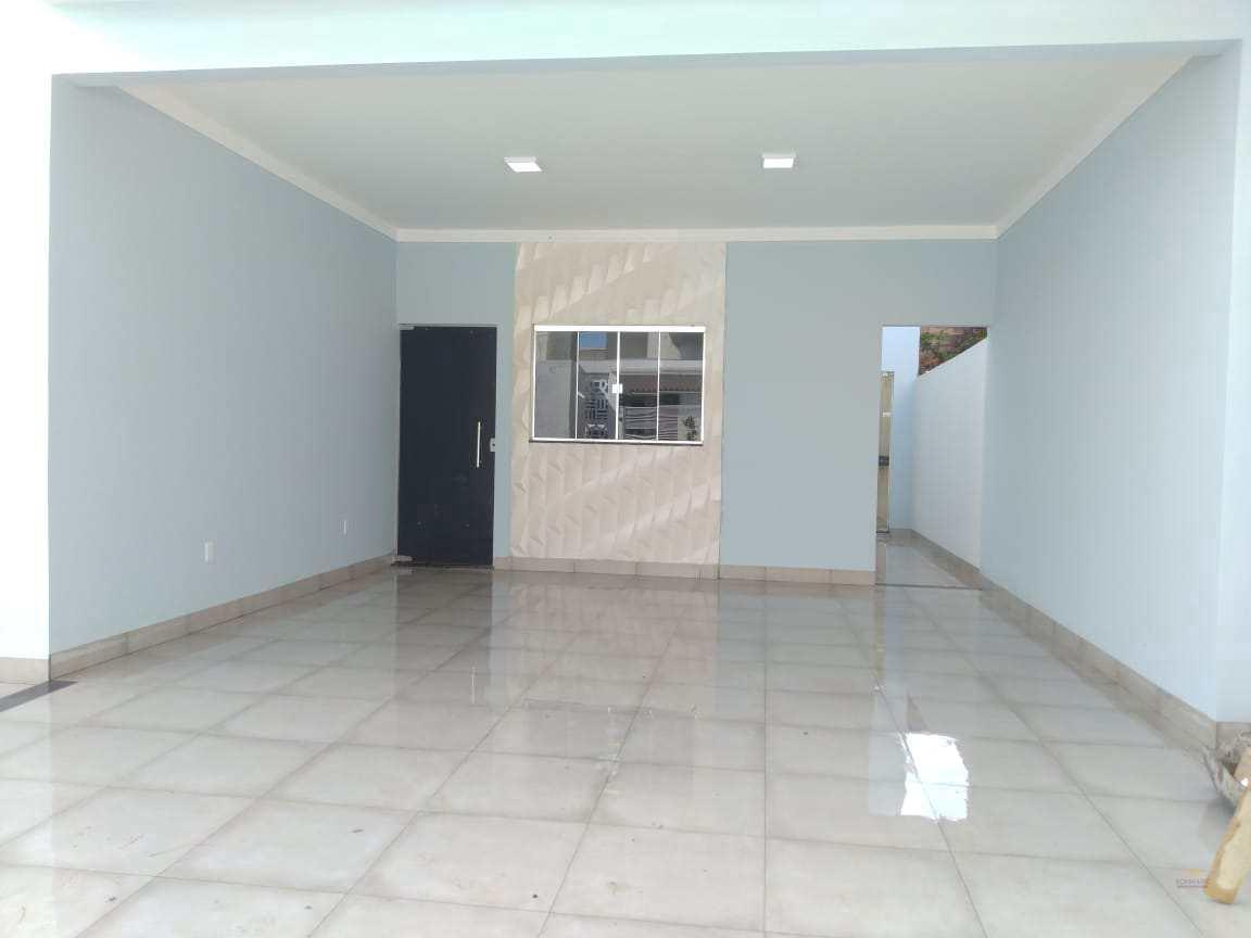 Casa com 2 dorms, Buritis II, Primavera do Leste - R$ 380 mil, Cod: 64