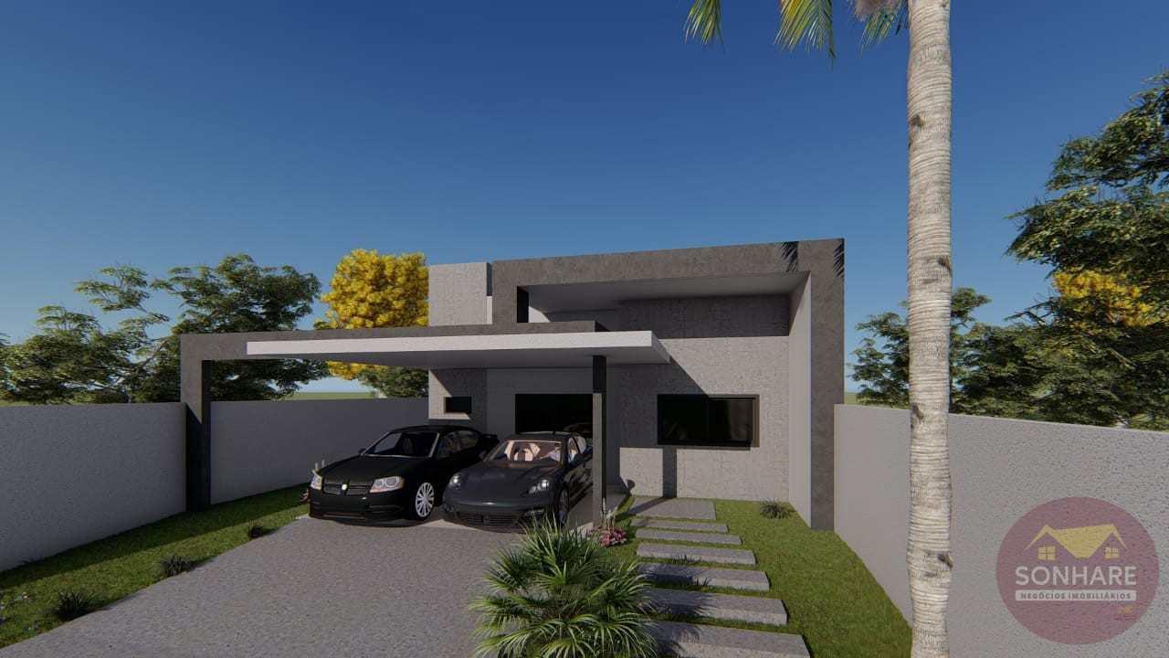 Casa com 2 dorms, PARQUE ELDORADO, Primavera do Leste - R$ 480 mil, Cod: 65