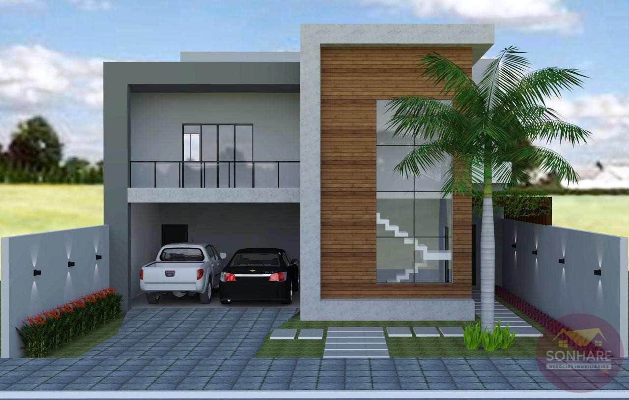 Casa, Parque das Águas, Primavera do Leste - R$ 800 mil, Cod: 68