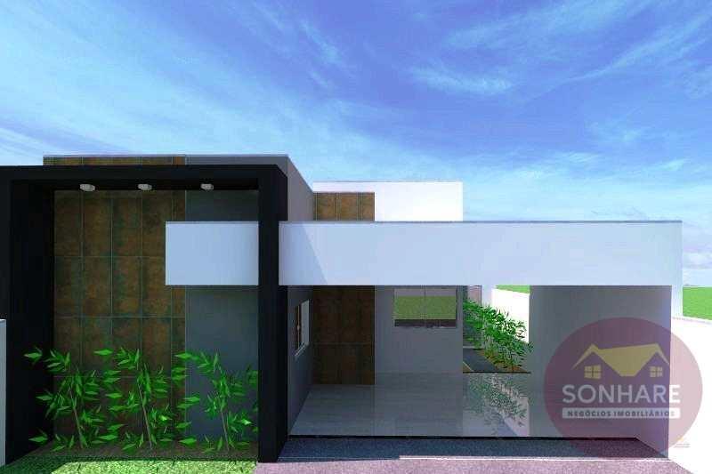Casa com 2 dorms, BURITIS IV, Primavera do Leste - R$ 300 mil, Cod: 79