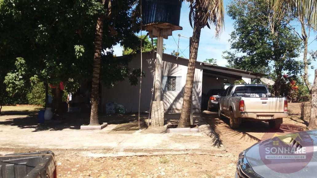 Chácara com 2 dorms, TOCA DO JACARÉ, Primavera do Leste - R$ 600 mil, Cod: 80