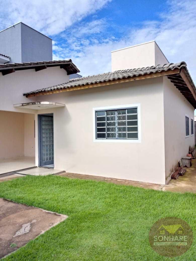 Casa com 3 dorms, Buritis II, Primavera do Leste - R$ 200 mil, Cod: 84
