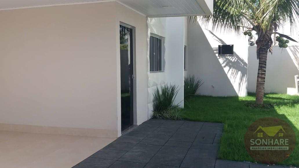 Casa com 3 dorms, Primavera II, Primavera do Leste - R$ 350 mil, Cod: 110