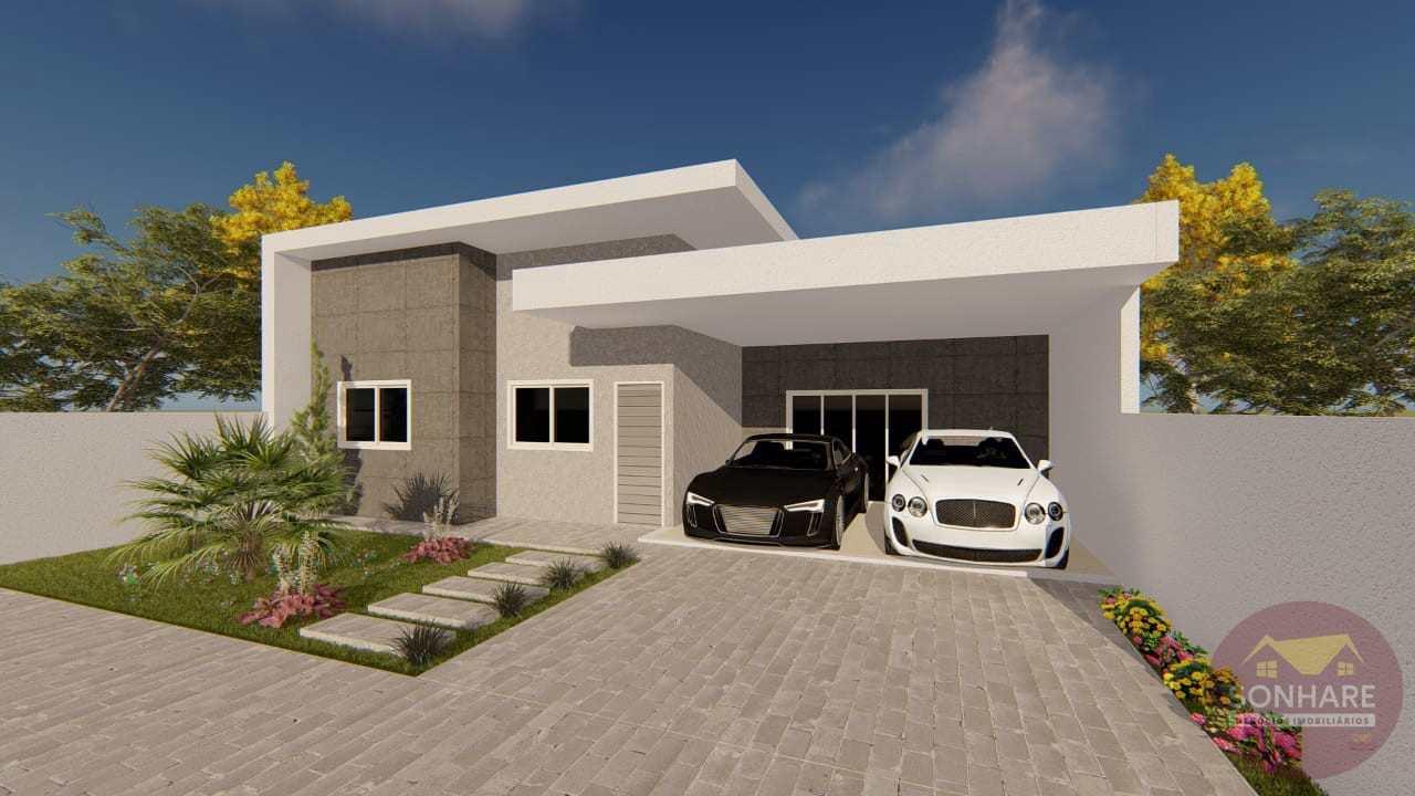 Casa com 2 dorms, Vertentes das Águas, Primavera do Leste - R$ 330 mil, Cod: 115