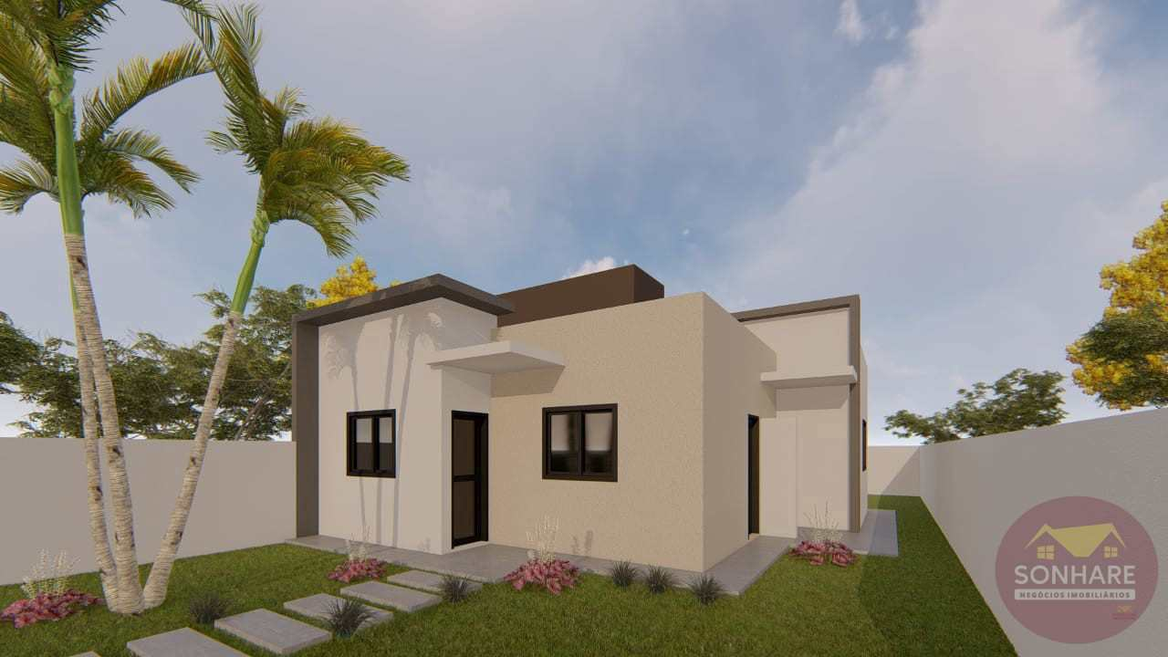 Casa com 2 dorms, Centro, Primavera do Leste - R$ 172 mil, Cod: 129