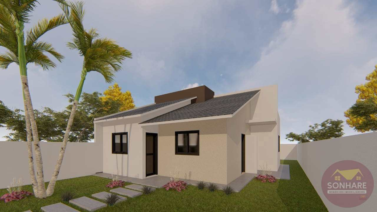 Casa com 2 dorms, Centro, Primavera do Leste - R$ 175 mil, Cod: 130