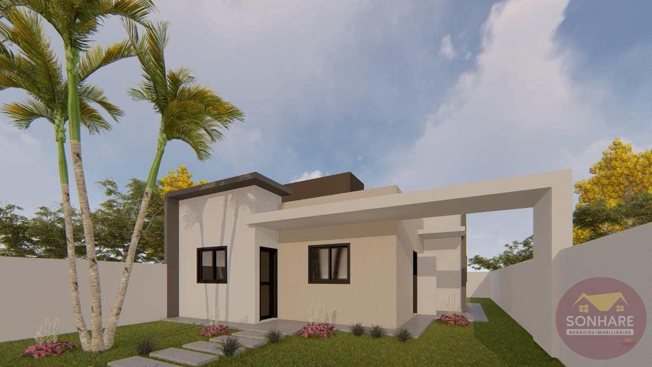 Casa com 2 dorms, Centro, Primavera do Leste - R$ 175 mil, Cod: 132