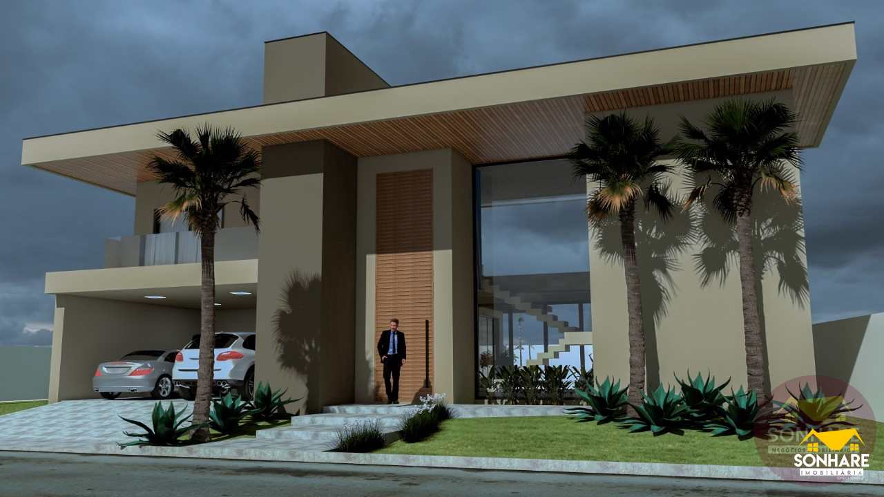 Casa de Condomínio com 4 dorms, Centro, Primavera do Leste - R$ 1.95 mi, Cod: 138