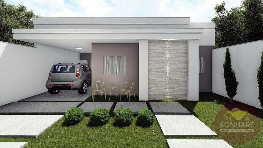 Casa com 3 dorms, Centro, Primavera do Leste - R$ 215 mil, Cod: 144