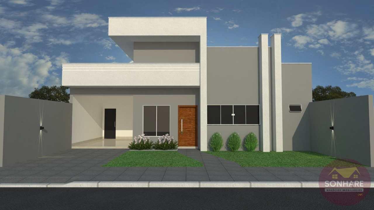 Casa com 2 dorms, Buritis II, Primavera do Leste - R$ 360 mil, Cod: 149