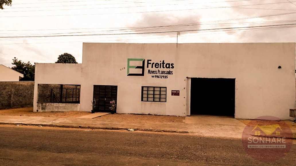 Armazém/Barracão, Poncho Verde, Primavera do Leste - R$ 400 mil, Cod: 168