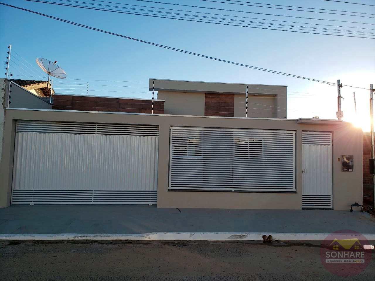 Casa com 2 dorms, RES BURITIS II - EXPANSÃO, Primavera do Leste - R$ 260 mil, Cod: 170