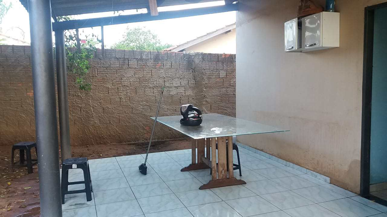Casa com 2 dorms, Residencial Margarida, Rondonópolis - R$ 120 mil, Cod: 184