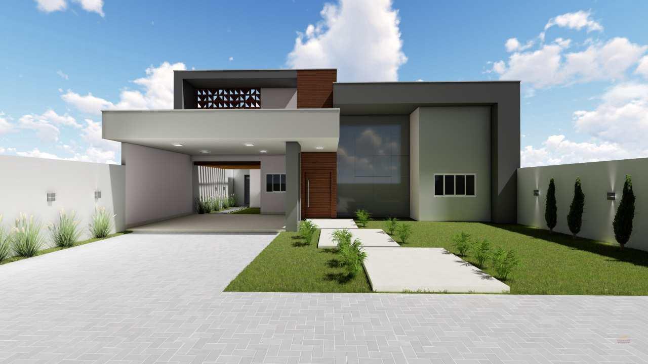 Casa com 1 dorm, Jardim das Américas, Primavera do Leste - R$ 950 mil, Cod: 186