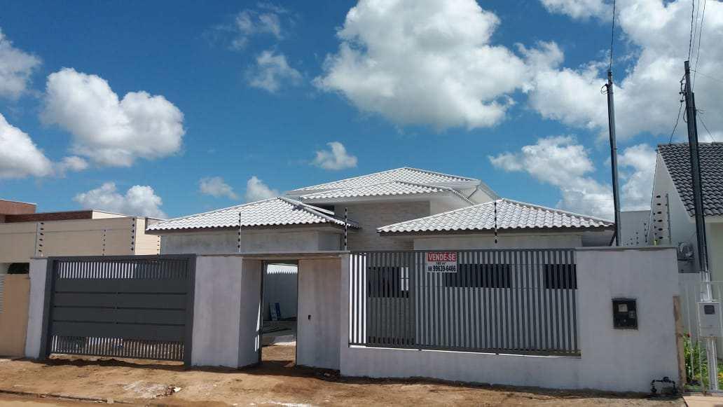 Casa com 1 dorm, Jardim Luciana, Primavera do Leste - R$ 850 mil, Cod: 188