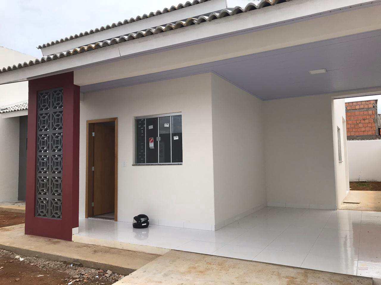 Casa com 1 dorm, Buritis I, Primavera do Leste - R$ 220 mil, Cod: 193
