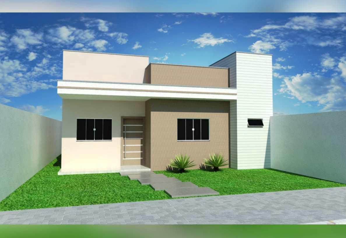 Casa com 2 dorms, Vertentes das Águas, Primavera do Leste - R$ 180 mil, Cod: 194