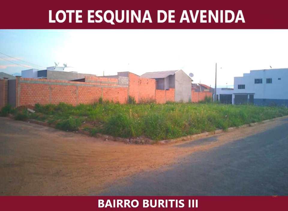 Terreno, Buritis III, Primavera do Leste - R$ 110 mil, Cod: 195